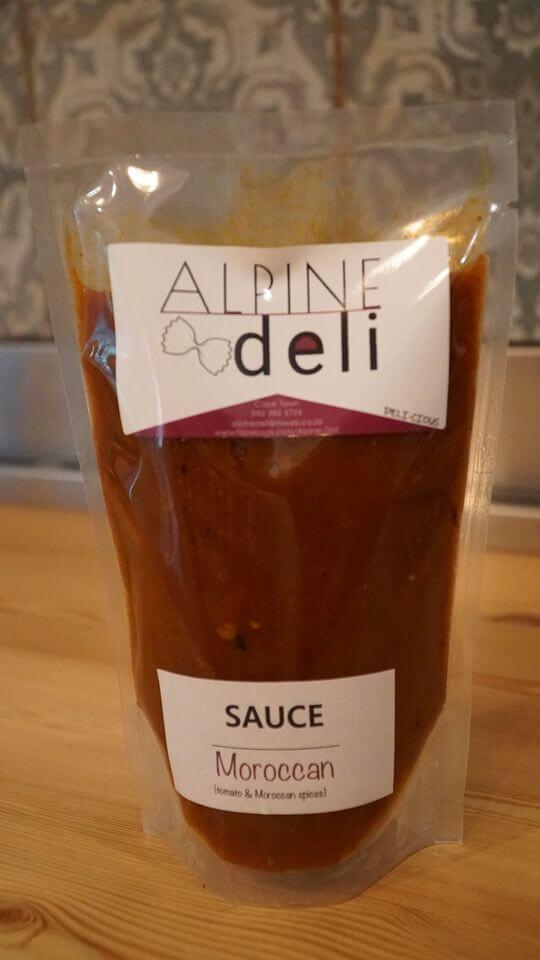 Morrocan Sauce (500ml)