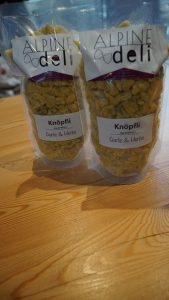 Garlic & Herb Knöpfli (500g)