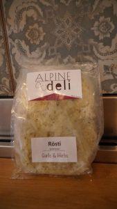 Garlic & Herb Rösti (500g)