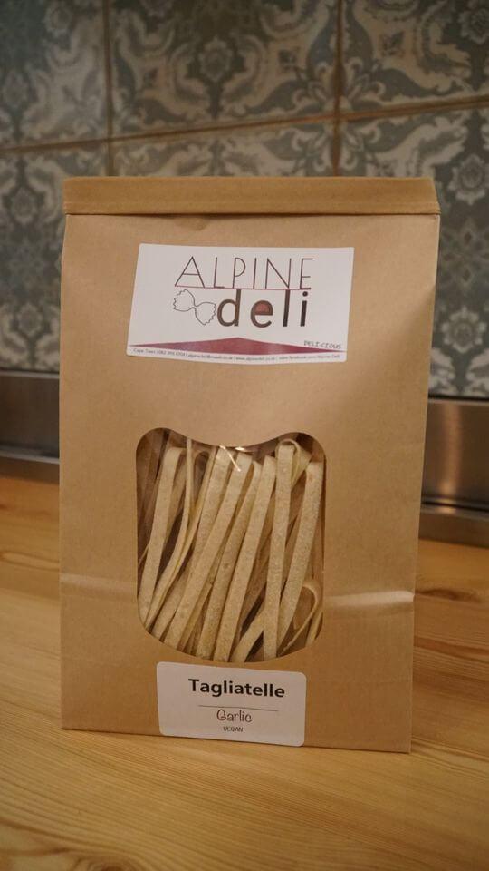 Garlic & Herbs Vegan Tagliatelle Pasta (300g)