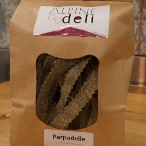 Moringa Vegan Parpadelle Pasta (300g)