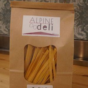 Plain Gluten-free Tagliatelle Pasta (200g)