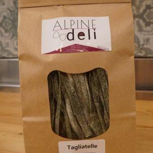 Spinach & Kale Egg Tagliatelle Pasta (300g)