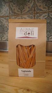 Turmeric Gluten-free Tagliatelle Pasta (200g)